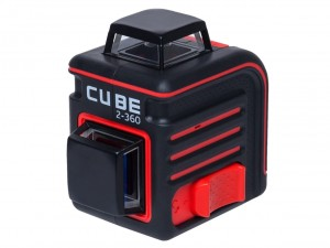 ADA Instruments Laser krzyżowy CUBE RED 2-360° А00447