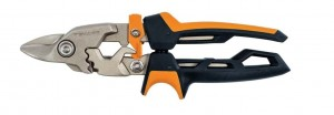 FISKARS Nożyce do blachy PowerGear typ Bulldog
