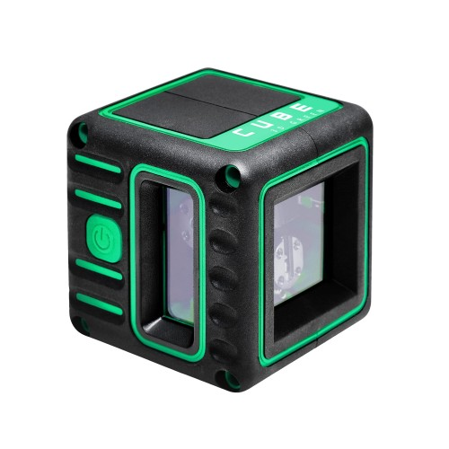 ADA Instruments Laser krzyżowy CUBE GREEN 3D A00545