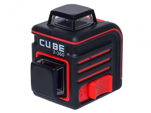 ADA Instruments Laser krzyżowy CUBE RED 2-360° PLUS А00449